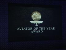 Aviator of the year-gaala